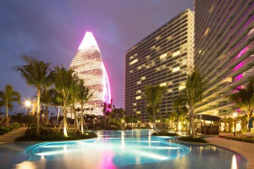 Elnob Seaview Aparthotel Hai Tang Bay Sanya