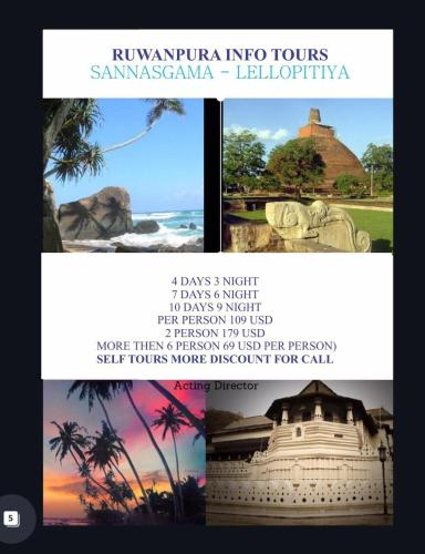 Ruwanpura Info Tours
