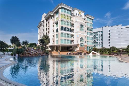Beautiful Apartment LK Legend Condo