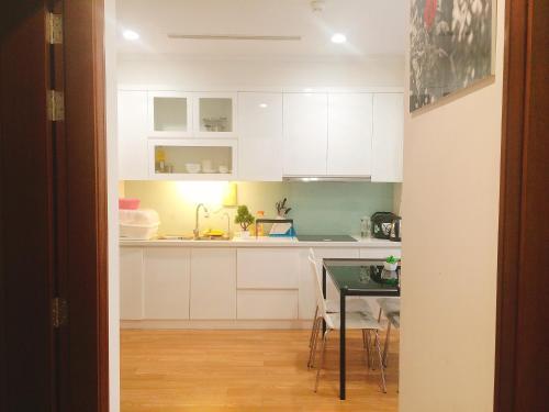 Luxury Vinhomes Times City Parkhill Apartment