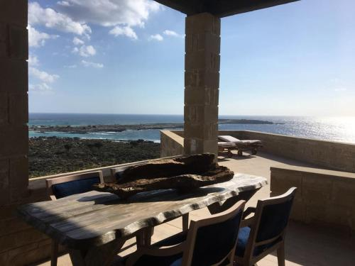 Elafonisi Beach Front Villa