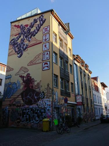 Backpackers St. Pauli