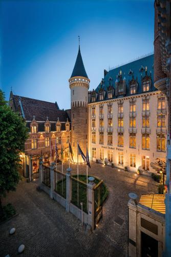 Los 10 mejores hoteles de 5 estrellas de Flanders, Bélgica ...