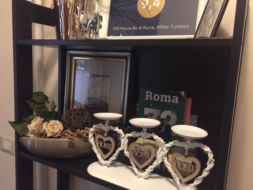 EMI House Re di Roma, Affitto Turistico