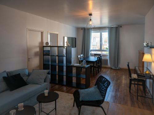 Appartement cosy proche plage et centre ville