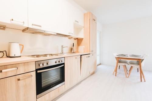 Modern Scandinavian Apartment in City Centre