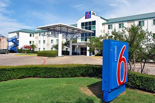 Motel 6 Dallas - Fort Worth Airport North