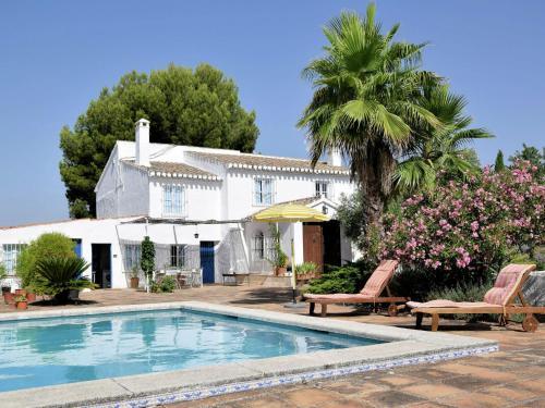 Villa Finca Los Tres Alcornoques, Villanueva del Trabuco ...