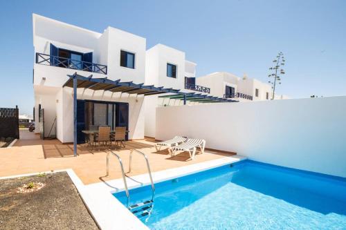 Increible Villa con piscina privada, Wifi (Spanje Yaiza ...