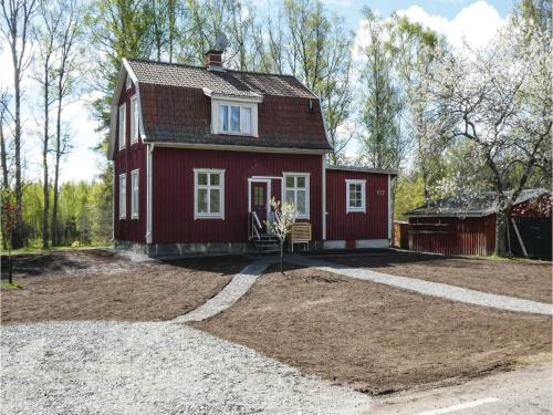 Three-Bedroom Holiday Home in Orsjo
