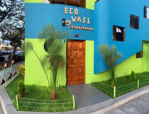 Eco Wasi Backpackers
