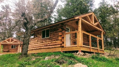 Buffalo Rock Cabins