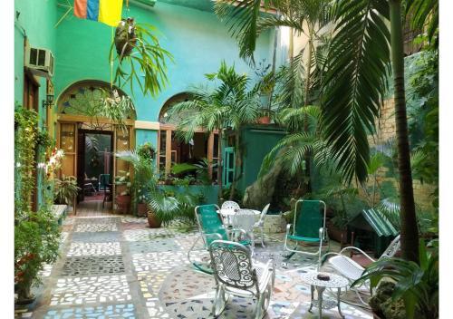 Hostal Colonial El Jardín HABANA