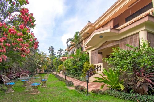 3-BR villa near Candolim Beach