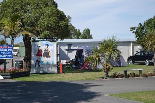 Affordable Westshore Holiday Park Napier