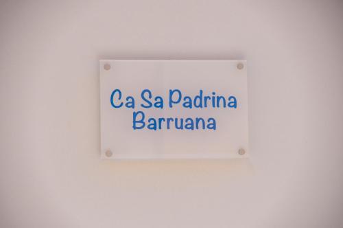 Ca sa Padrina Barruana