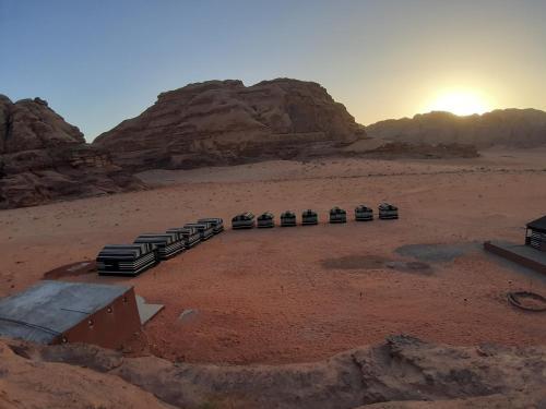 Bedouin Tours Camp