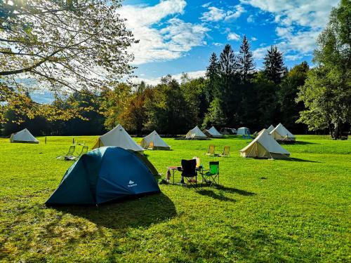 ECO River Camp Globoko