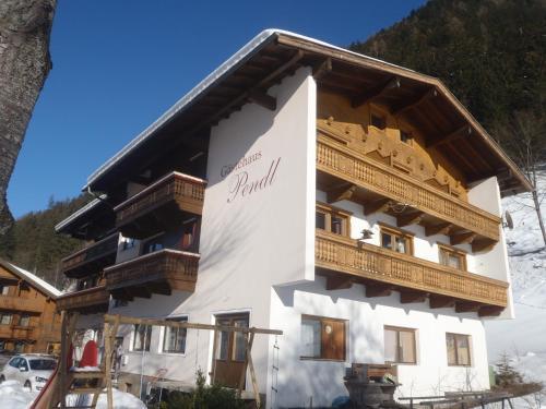 Gästehaus Pendl