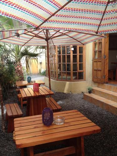 Backpacker's Hostel Iquique
