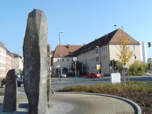 Boardinghouse - Stadtvilla Budget