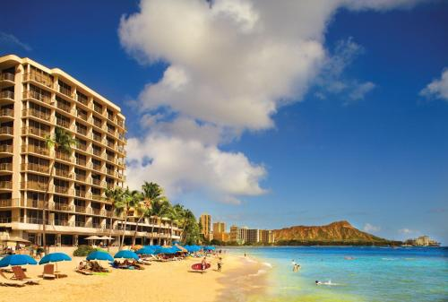 Outrigger Reef Waikiki Beach Resort