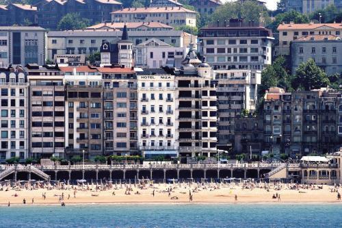 Description For A11y Hotel Niza San Sebastian