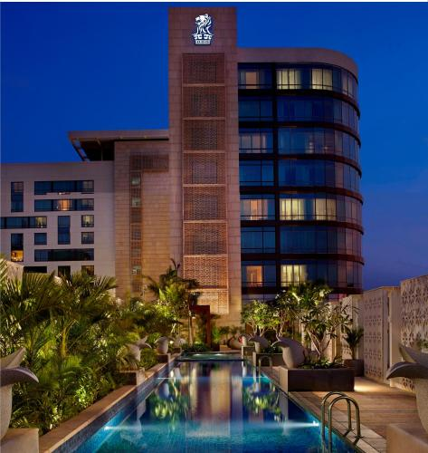 5 Star Hotels In Bangalore Description For A11y
