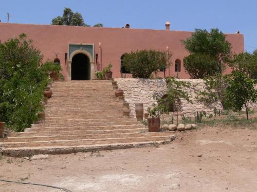 里亞德道爾德斯奧利維爾斯摩洛哥傳統庭院住宅