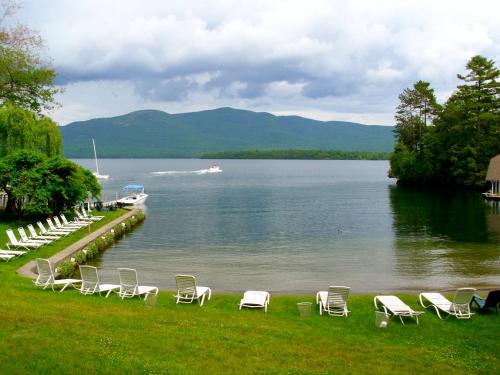 喬治湖別墅酒店