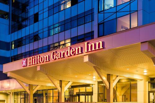 Hilton Garden Inn Красноярск