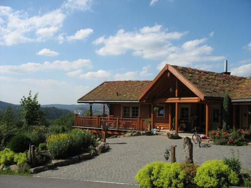 Hotelanlage Country Lodge