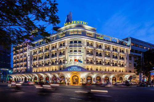 Hotel Majestic Saigon