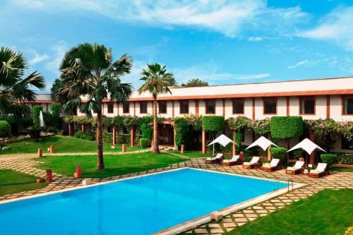 Reserve This 5 Star Hotel Description For A11y Trident Agra