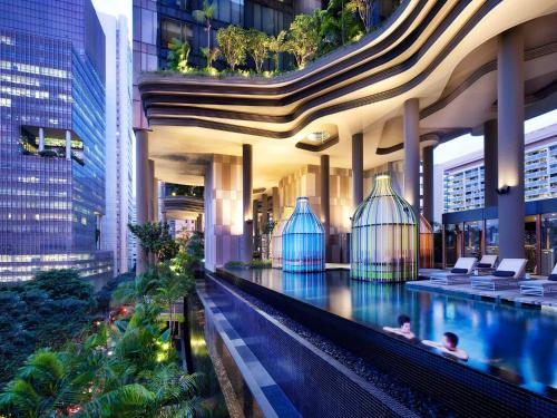 The 10 Best 5 Star Hotels In Singapore Singapore Booking Com