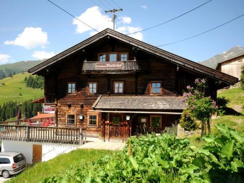 Ferienhaus Martlerhof Schöneben