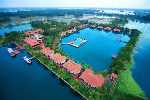 Lake Palace Backwater Resort Alleppey