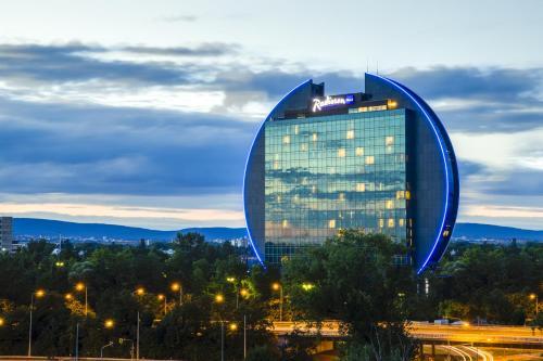 Radisson Blu Hotel Frankfurt