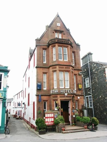 The Famous Star Hotel Moffat