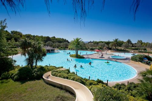 Description for a11y. Camping Village Le Capanne