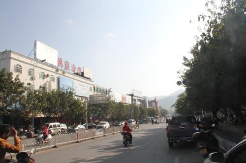 Changjiang Jin Yuan Hostel