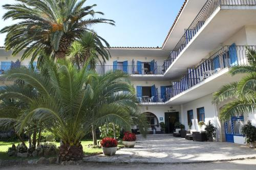 Description for a11y. Hotel Bell Repos. Platja dAro ...