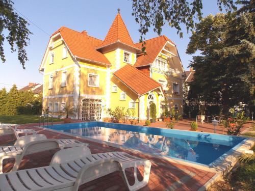 Éden Villa Családi Apartmanház