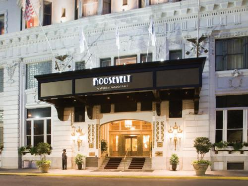 The Roosevelt Hotel New Orleans Waldorf Astoria Hotels Resorts