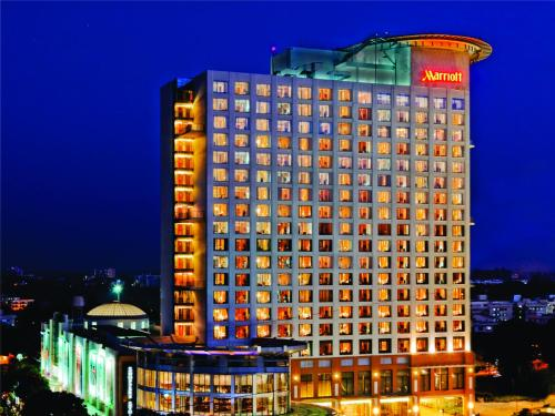 Description For A11y Bengaluru Marriott Hotel Whitefield
