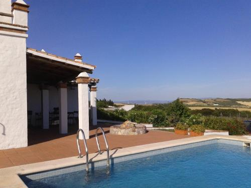 Description for a11y. El Matorral Chalet. Vejer de la Frontera ...