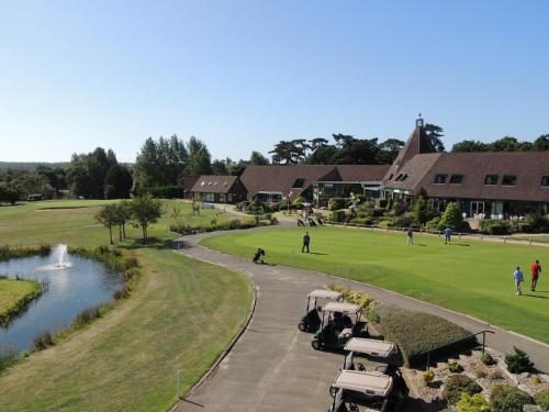 Ufford Park Hotel Golf Spa