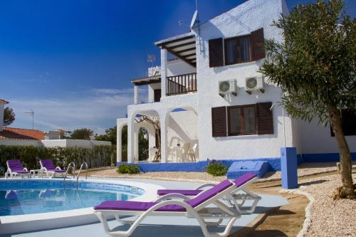 Description for a11y. Apartamentos Blue Beach Menorca
