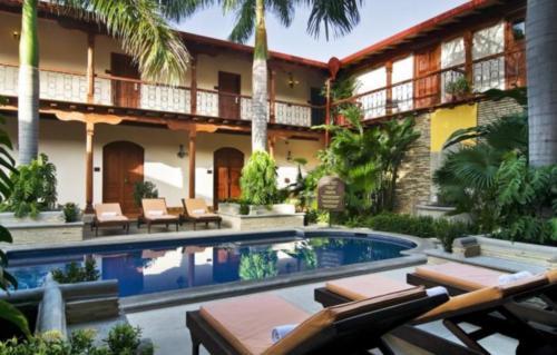 Cele mai bune 10 hoteluri cu piscină din Granada, Nicaragua ...