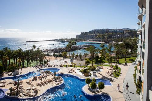 Description for a11y. Radisson Blu Resort Gran Canaria